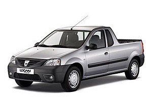 Dacia Logan Pick-Up 2008