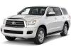 Тест-драйвы Toyota Sequoia