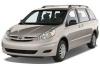 Тест-драйвы Toyota Sienna
