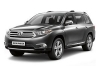 Тест-драйвы Toyota Highlander