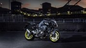 Intermot 2016: стритфайтер Yamaha MT-10 SP 2017 - фото 18