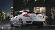 Honda представила обновленный Civic - фото 3