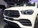 Париж 2018: Mercedes GLE - угроза Рендж Роверу - фото 3