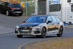 Audi вывела на испытания новый A6 Allroad - фото 18