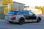 Audi вывела на испытания новый A6 Allroad - фото 7