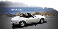 Японцы превратили Mazda MX-5 в классический Corvette - фото 2
