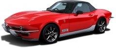 Японцы превратили Mazda MX-5 в классический Corvette - фото 5