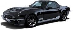 Японцы превратили Mazda MX-5 в классический Corvette - фото 6