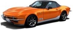 Японцы превратили Mazda MX-5 в классический Corvette - фото 7