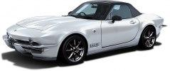 Японцы превратили Mazda MX-5 в классический Corvette - фото 8
