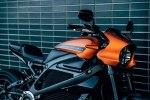 Производственная версия электроцикла Harley-Davidson LiveWire - фото 6
