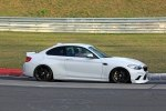 BMW тестирует M2 CS или M2 CSL - фото 3