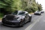 Новый Porsche 911: 8-ступенчатый «робот», электронная приборка и увеличение мощности - фото 2