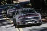 Новый Porsche 911: 8-ступенчатый «робот», электронная приборка и увеличение мощности - фото 5