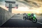 Фото обновленного мотоцикла Kawasaki Ninja ZX-6R 2019 - фото 7