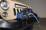 Jeep Wrangler превратили в кемпинговый внедорожник - фото 3