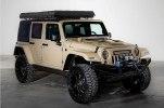 Jeep Wrangler превратили в кемпинговый внедорожник - фото 4