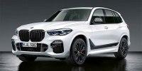 BMW показала новый X5 в спортивном обвесе - фото 4