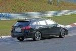 Subaru приступила к тестам универсала Levorg нового поколения - фото 5