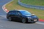Subaru приступила к тестам универсала Levorg нового поколения - фото 9