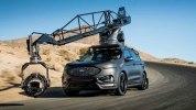 Ford Edge подготовили к съемкам автомобильных погонь - фото 19