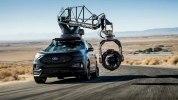 Ford Edge подготовили к съемкам автомобильных погонь - фото 21