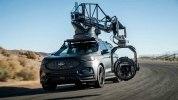 Ford Edge подготовили к съемкам автомобильных погонь - фото 22