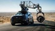 Ford Edge подготовили к съемкам автомобильных погонь - фото 23