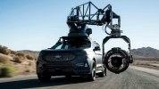 Ford Edge подготовили к съемкам автомобильных погонь - фото 24