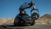 Ford Edge подготовили к съемкам автомобильных погонь - фото 28