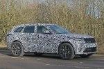Спортивную версию Range Rover Velar заметили на Нюрбургринге - фото 10