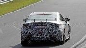 Трековый Lexus RC F GT застали на Нордшляйфе - фото 6