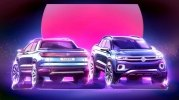 Volkswagen сделал пятиметровый пикап на базе «Тигуана» - фото 7
