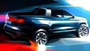 Volkswagen сделал пятиметровый пикап на базе «Тигуана» - фото 8