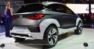 Новый кроссовер Hyundai: «резиновая» крыша и дорожный просвет 302 мм - фото 3