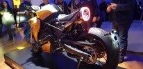 Электроцикл Energica E-Bolide - фото 4