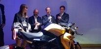 Электроцикл Energica E-Bolide - фото 5