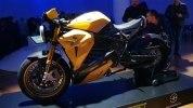 Электроцикл Energica E-Bolide - фото 6