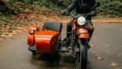 Заряжен в Америке: Урал показал электрический мотоцикл - фото 10