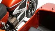 Заряжен в Америке: Урал показал электрический мотоцикл - фото 2