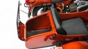 Заряжен в Америке: Урал показал электрический мотоцикл - фото 3
