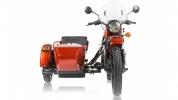 Заряжен в Америке: Урал показал электрический мотоцикл - фото 5