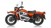 Заряжен в Америке: Урал показал электрический мотоцикл - фото 7