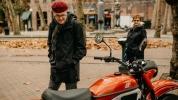 Заряжен в Америке: Урал показал электрический мотоцикл - фото 8