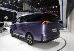 В КНР дебютировал недорогой семейный минивэн Maxus G50 - фото 5