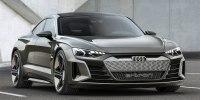 Audi привезла в Лос-Анджелес 590-сильного соперника Tesla Model S - фото 1