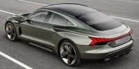 Audi привезла в Лос-Анджелес 590-сильного соперника Tesla Model S - фото 2