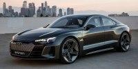 Audi привезла в Лос-Анджелес 590-сильного соперника Tesla Model S - фото 3