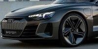 Audi привезла в Лос-Анджелес 590-сильного соперника Tesla Model S - фото 5