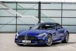 Лунный синдром: купе и родстер Mercedes-AMG GT опять обновили - фото 1